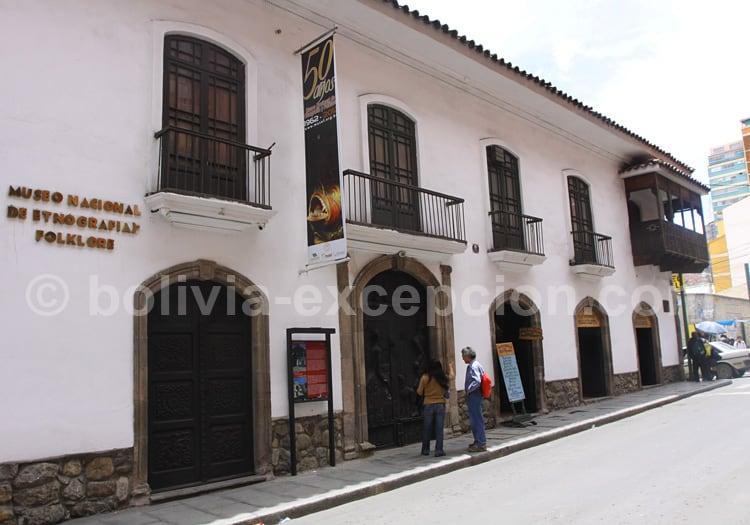 Musée national de l'ethnographie et du folklore, La Paz
