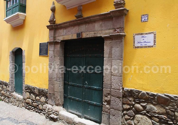 Musée des métaux précieux (Musée de l'Or), La Paz