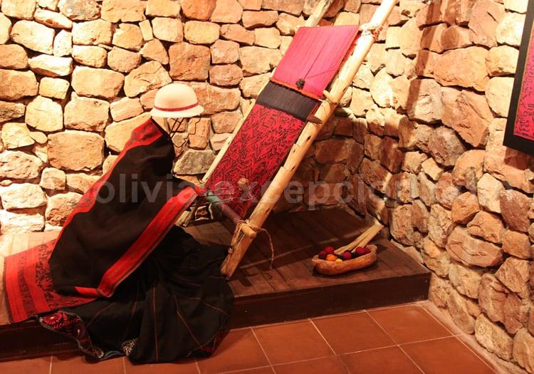 Musée del Textil Asur, Sucre