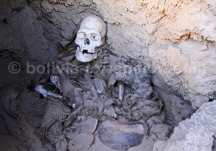 Nécropole de San Juan, Province du Lipez