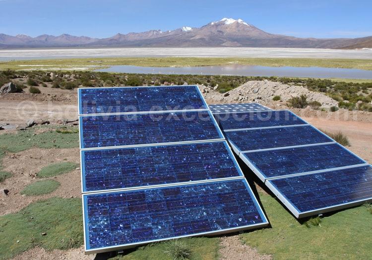 L'économie bolivienne, les nouvelles énergies