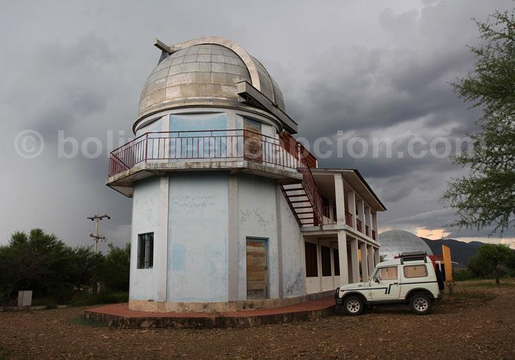 Observatoire astronomique de Santa Ana, Tarija