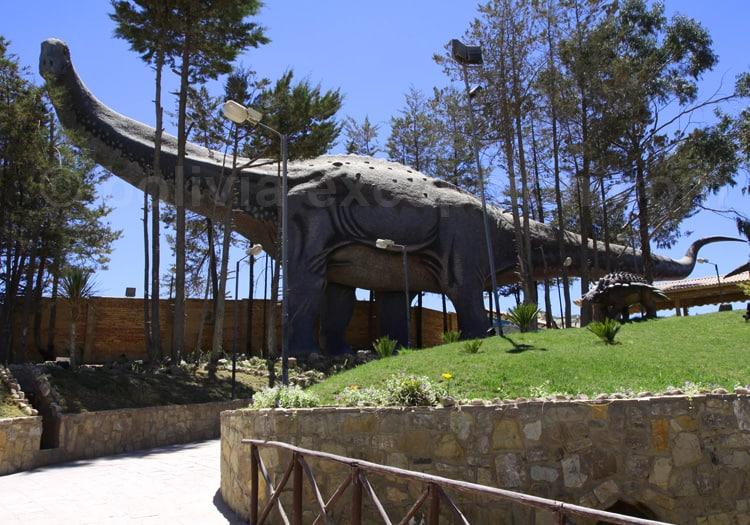Parc Cal Orck'O, Sucre