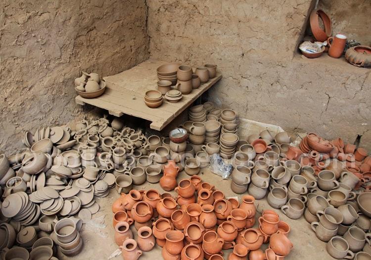 Atelier de poterie, Tarata