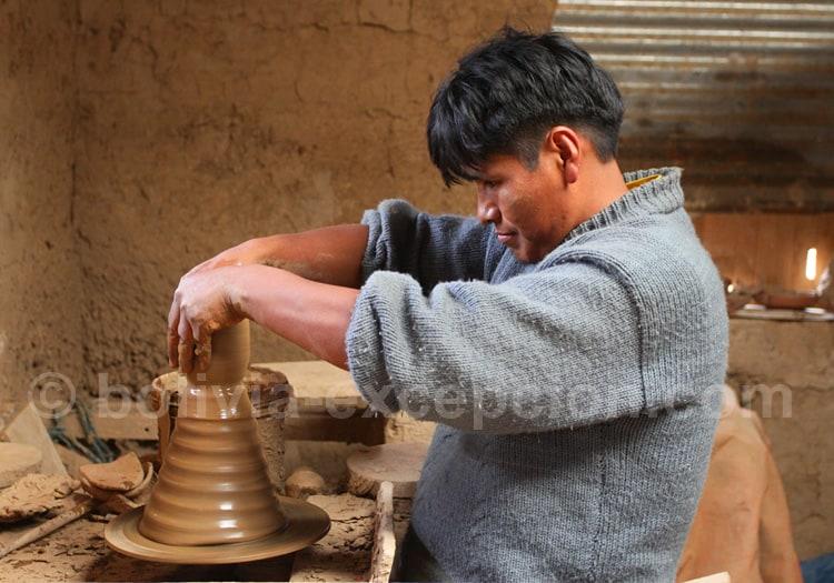 La poterie en Bolivie