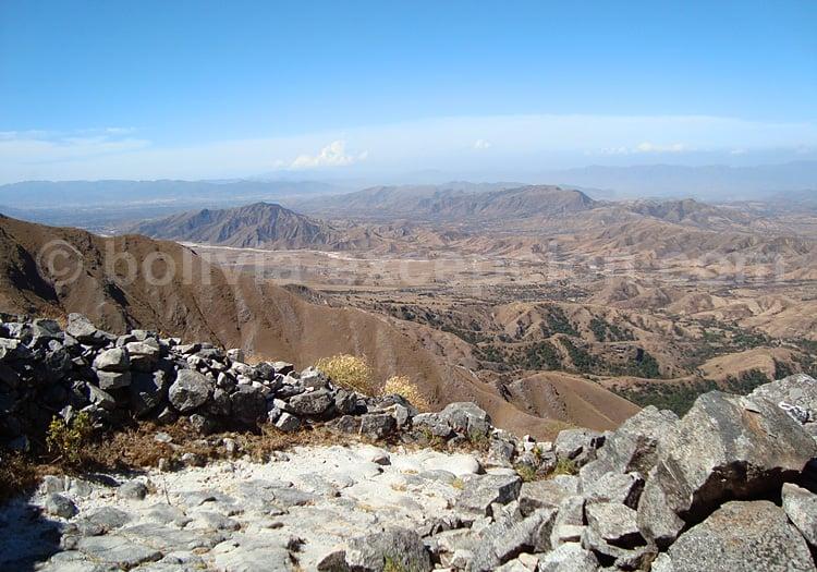 Chemin Inca, réserve biologique Cordillère de Sama