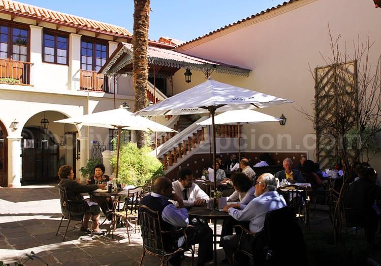 Restaurant La Posada, Sucre