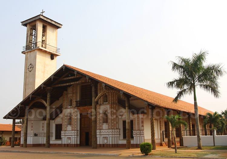 Eglise de San Ignacio Velasco