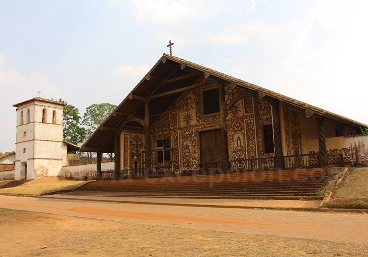 Eglise de San Miguel de Velasco