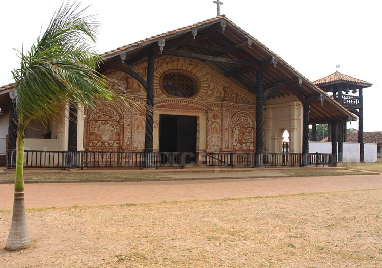 Eglise de San Rafael de Chiquitos