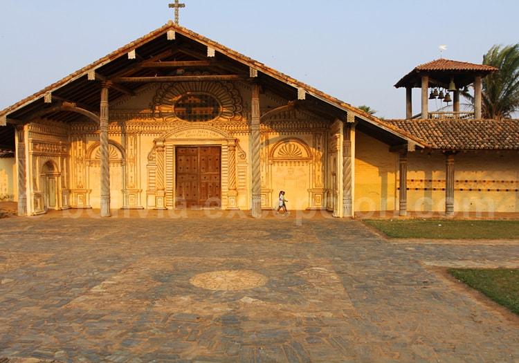 Eglise de San Xavier de Chiquitos
