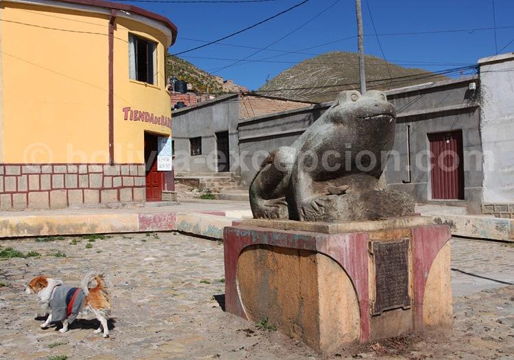 El Sapo, Oruro