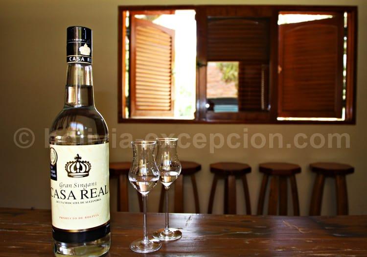 Le Singani, liqueur nationale de Bolivie