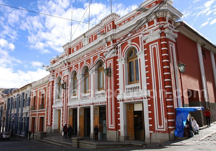 EEdifice de style éclectique à La Paz