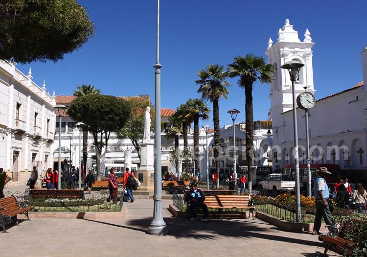 La ville de Sucre, Patrimoine mondial