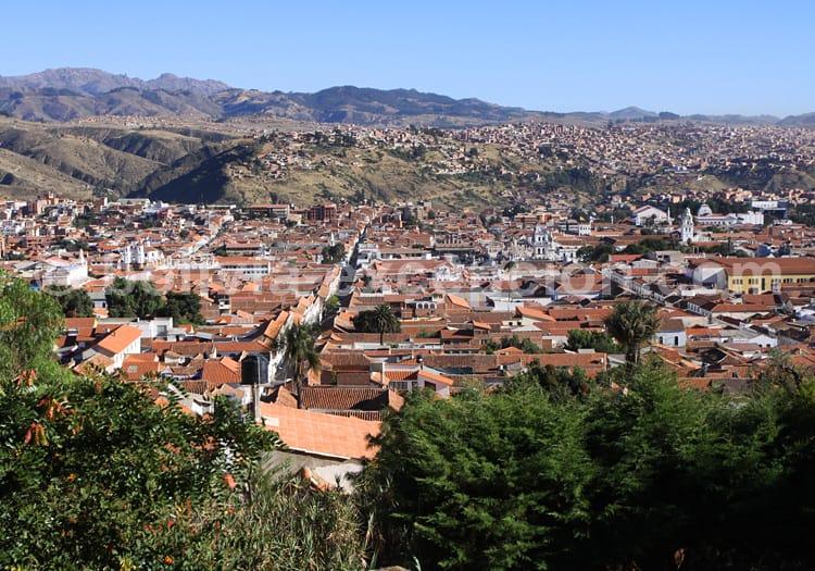 Ville de Sucre, Chuquisaca