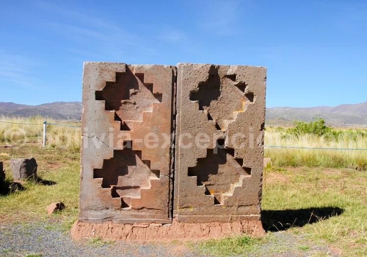 Calendrier aymara, Tiwanaku