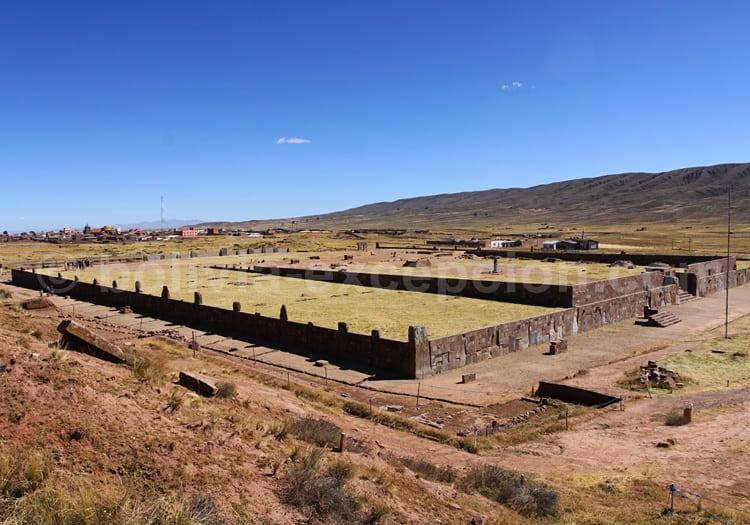 Le site de Tiwanaku, Patrimoine mondial