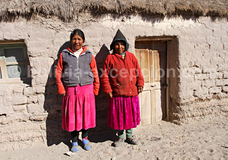 Les Uru Chipayas en Bolivie