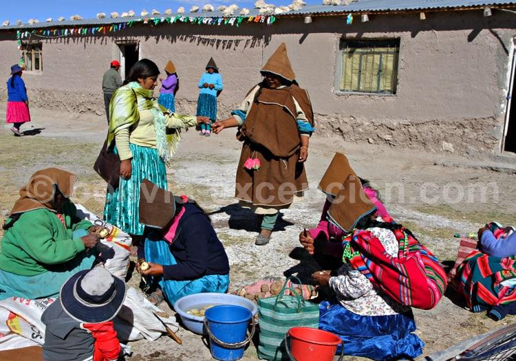 La communauté Uru Chipayas de Bolivie