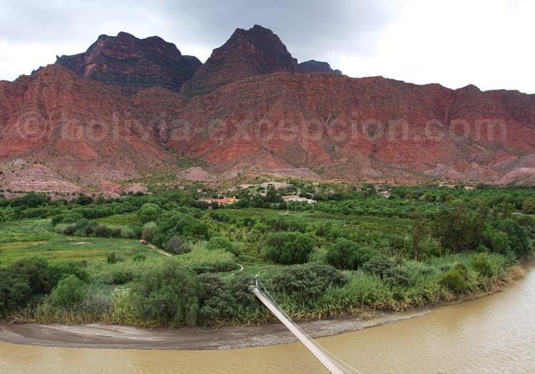 Valle de Los Cintis