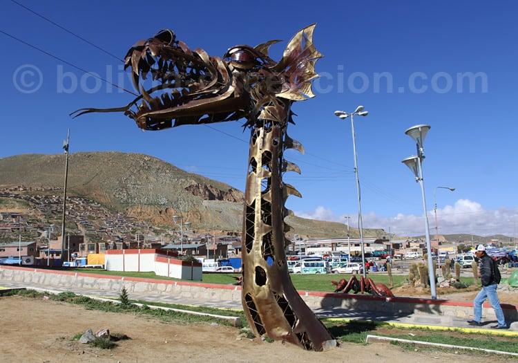 La Vibora, Oruro