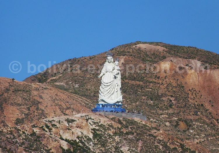 Virgen del Socavón, Oruro