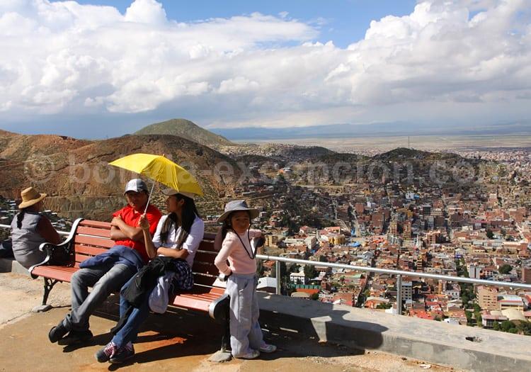Géographie de la région d'Oruro, Bolivie