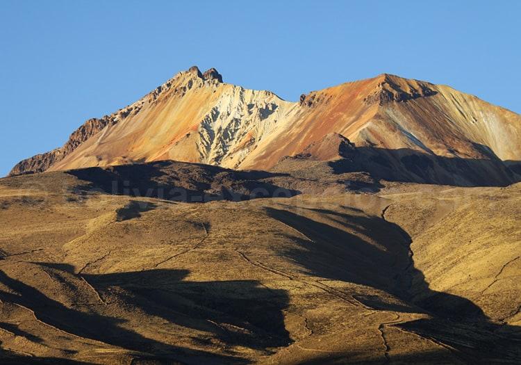 Volcan Tunupa, 5.432 m