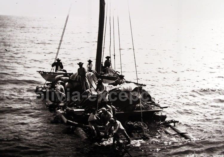 Expedition Kon-Tiki, musée Bruning, 1947