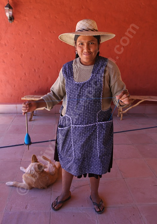 Femme Yampara à Potolo