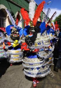 Circuit en Bolivie incluant le carnaval de Oruro