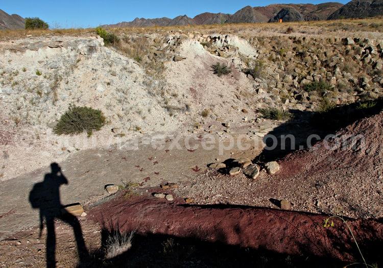 Traces de dinosaures, Torotoro