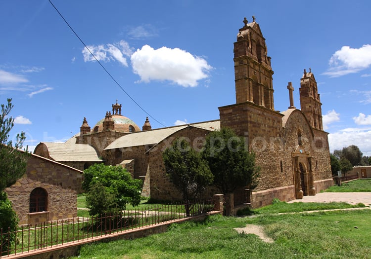 Eglise de Laja