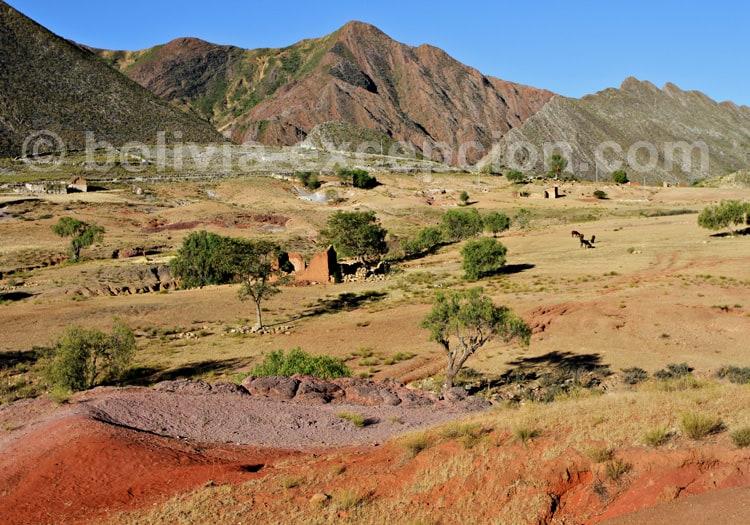 Le village de Torotoro