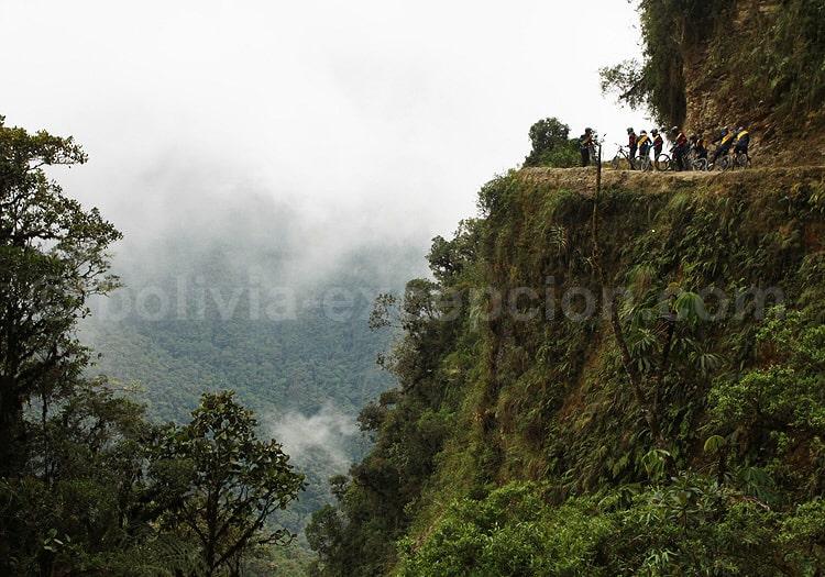 Les Yungas, de l'altiplano vers l'Amazonie