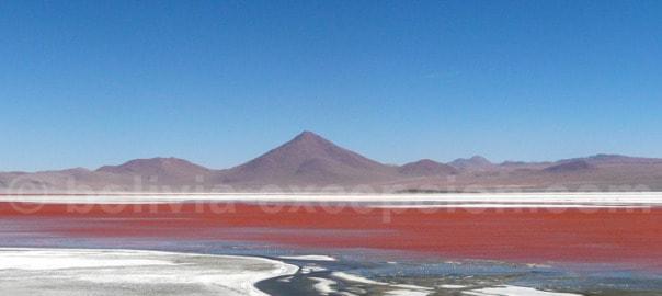 Laguna colorada, Lipez, Bolivie