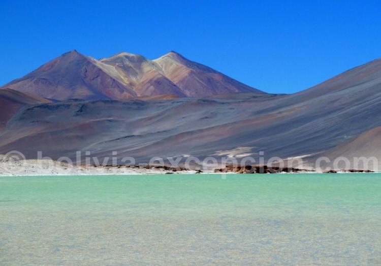 Laguna de Tara, Chile