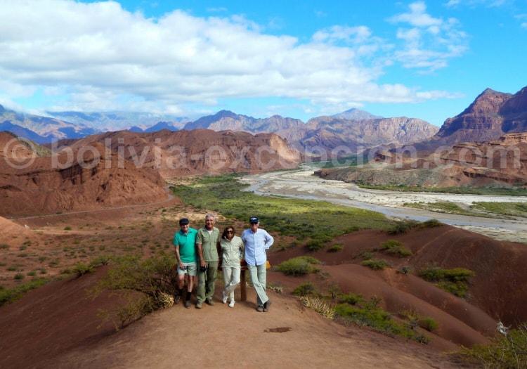 Les vallées Calchaquies, dans le Nord ouest Argentin
