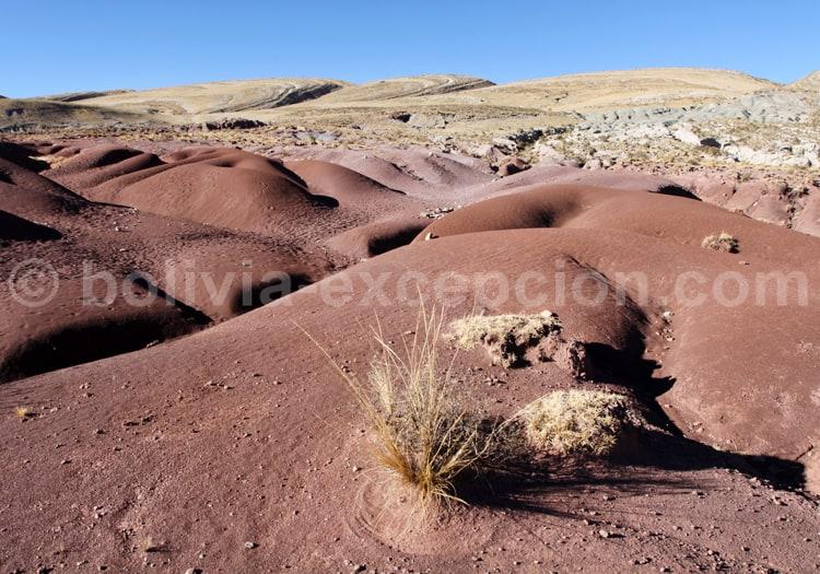 Formations géologiques, Maragua