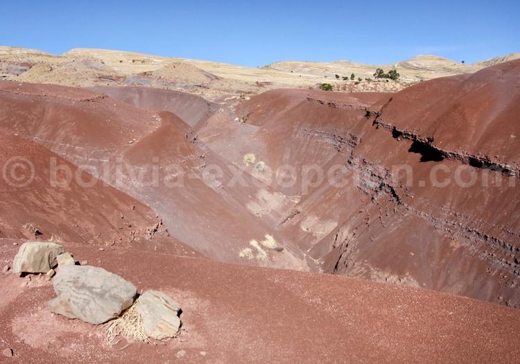 Cratère de Maragua, Sucre