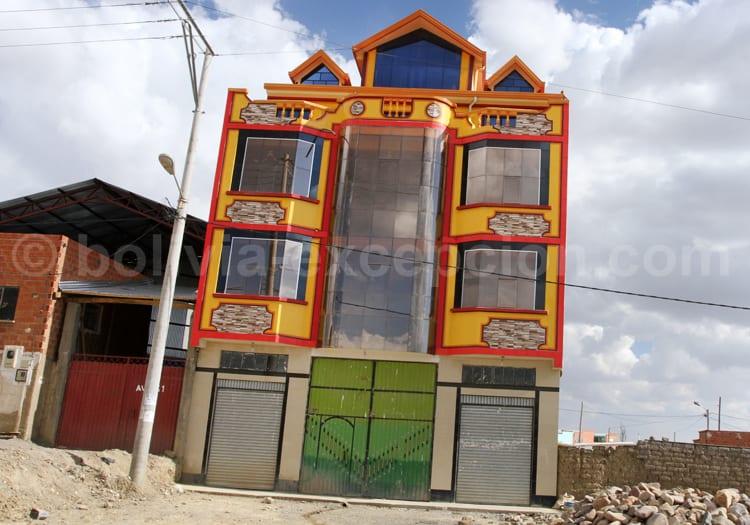 La Paz, visite guidée