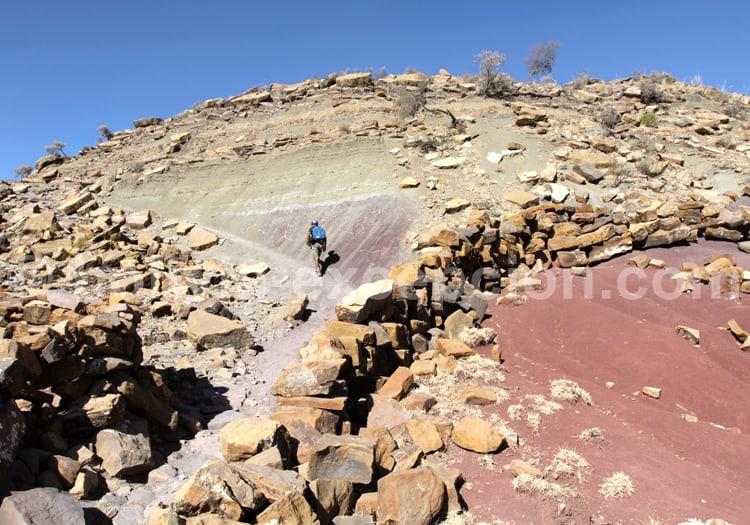 Route inca, randonnée dans le cratère de Maragua