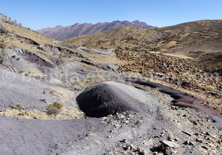 Vallée de Sucre, Bolivie