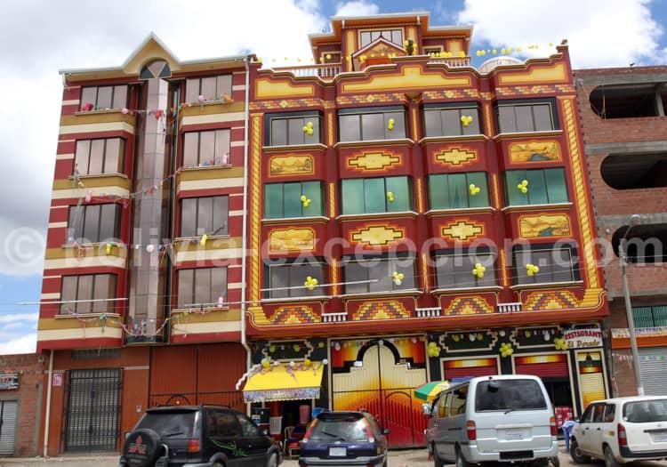 Motifs, Architecture Aymara