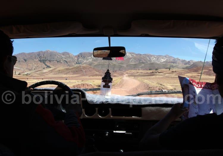 Voyage en famille en Bolivie