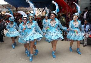 Le carnaval d'Oruro en photos