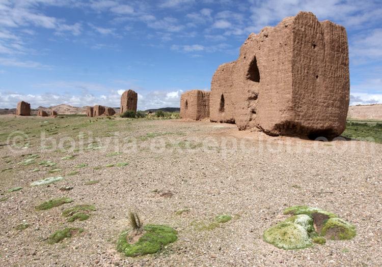 Chullpares, Oruro