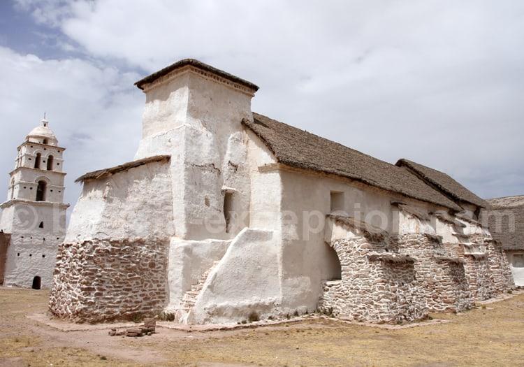 Eglise coloniale, Curahuara de Carangas