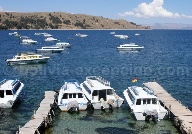 Navigation Lac Titicaca